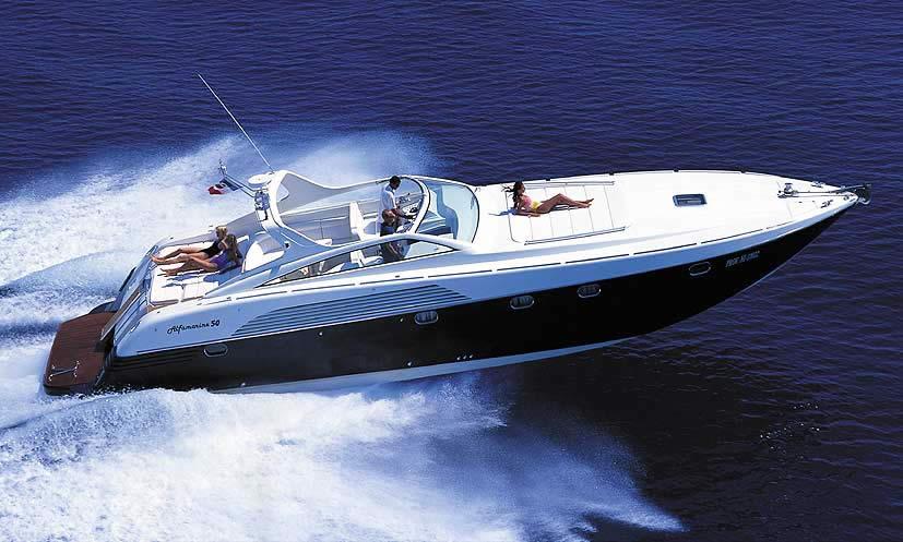 Alfamarine 50 (Open / Motor Yacht)