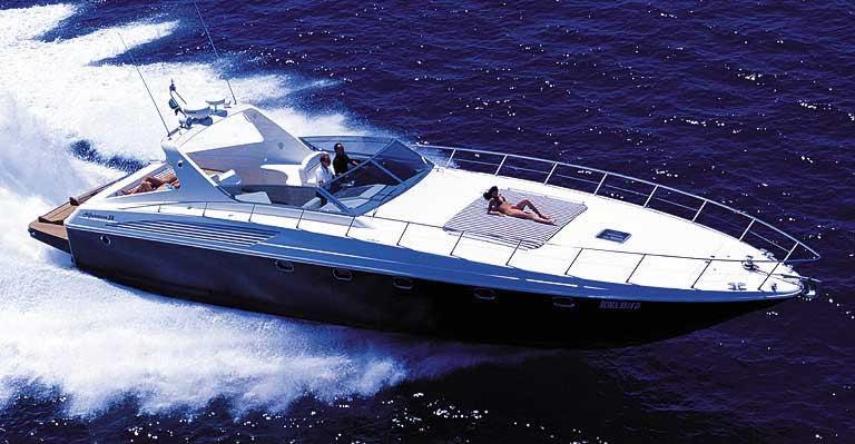 Alfamarine 58 (Open / Motor Yacht)