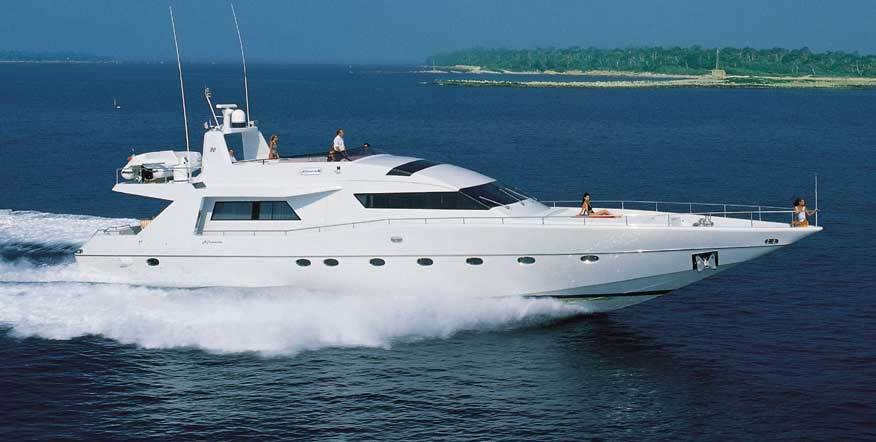 Alfamarine 90 (Sport / Motor Yacht)