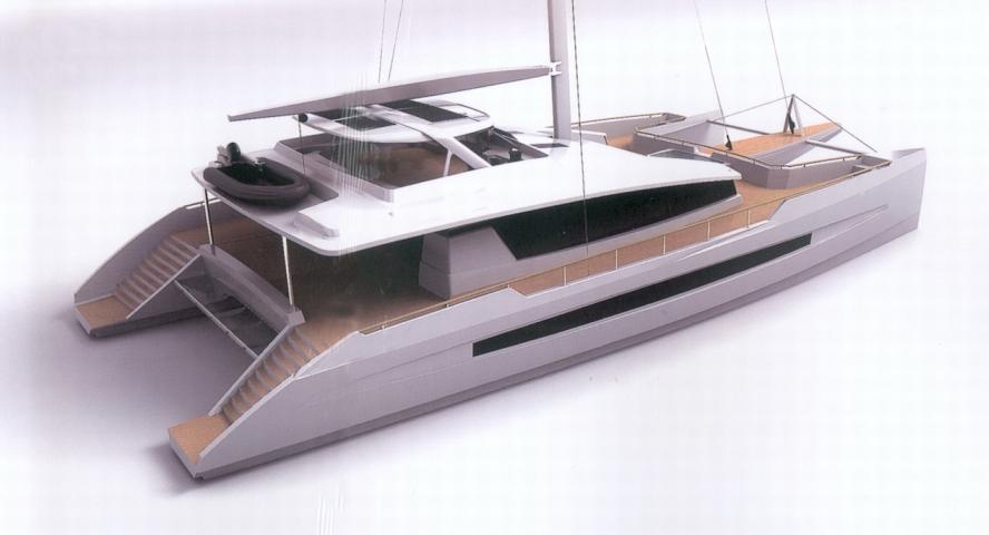 Alliaura Marine Privilege 1000 (Sailing Yacht)