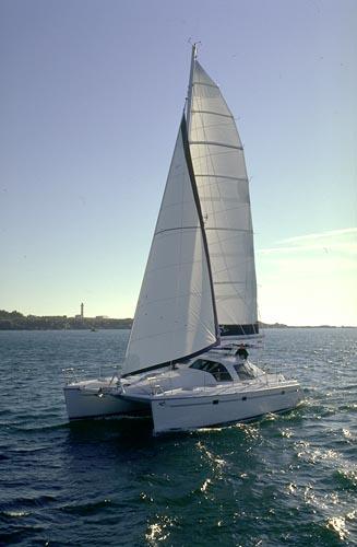 Alliaura Marine Privilege 37 (Voilier)