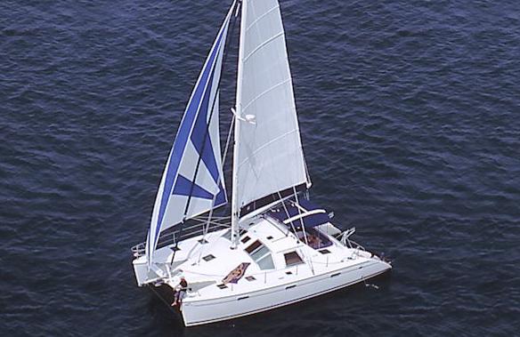 Alliaura Marine Privilege 395 (Voilier)