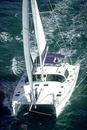Alliaura Marine Privilege 435 (Voilier)