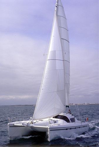 Alliaura Marine Privilege 465 (Voilier)