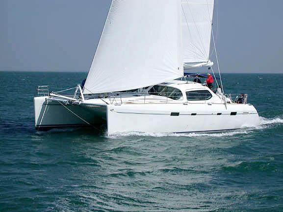 Alliaura Marine Privilege 585 (Sailing Yacht)