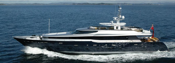 Alloy Yachts <strong>Allogante</strong> (Motor Yacht)