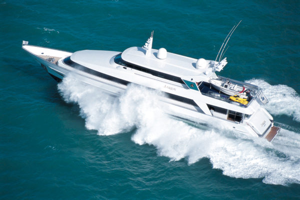 Alloy Yachts <strong>Fortune Elephant - ex A Khaliq</strong> (Motor Yacht)