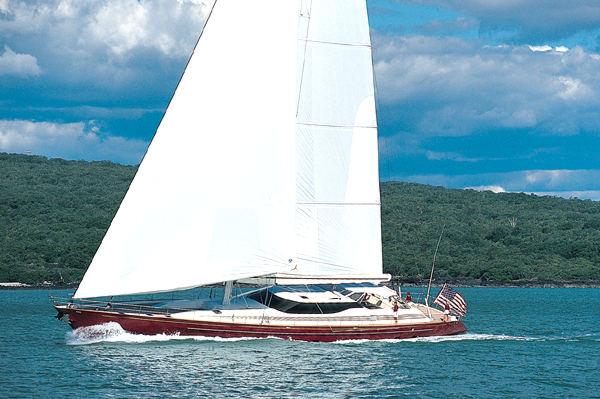 Alloy Yachts <strong>Atlanta</strong> (Sailing Yacht)