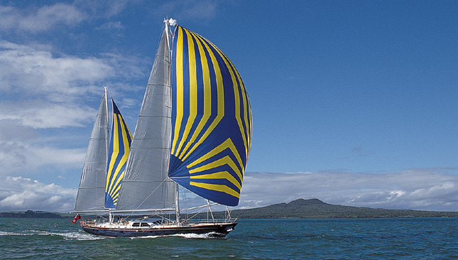 Alloy Yachts <strong>Catalyst</strong> (Sailing Yacht)