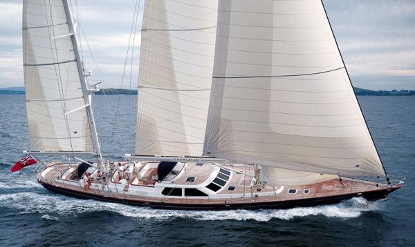 Alloy Yachts <strong>Charlatan</strong> (Sailing Yacht)