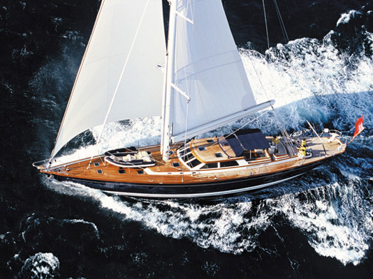 Alloy Yachts <strong>Chimera</strong> (Voilier)