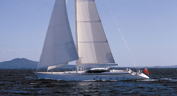 Alloy Yachts <strong>Corinthian</strong> (Voilier)