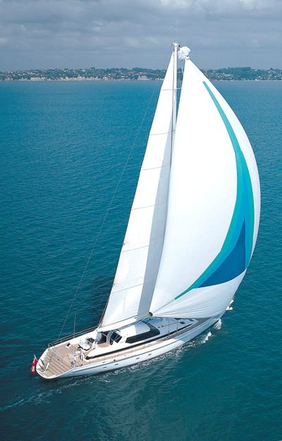 Alloy Yachts <strong>Eclipse - ex Esprit</strong> (Sailing Yacht)