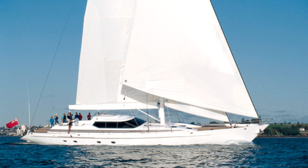 Alloy Yachts <strong>Sea Quell - ex Espada</strong> (Voilier)
