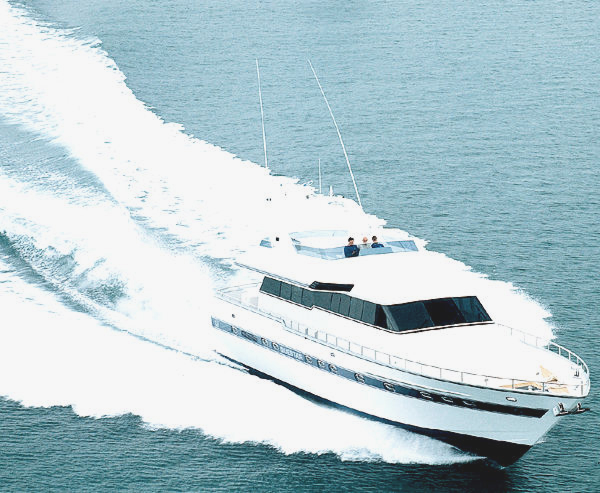 Alloy Yachts <strong>Freedom - ex Questar</strong> (Motor Yacht)