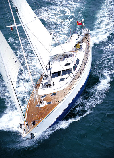 Alloy Yachts <strong>Freya</strong> (Sailing Yacht)