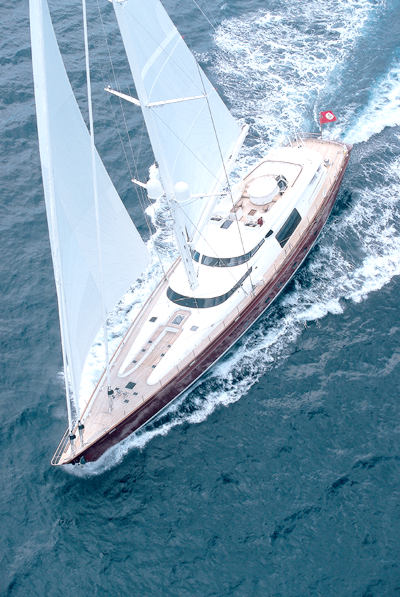 Alloy Yachts <strong>Georgia</strong> (Sailing Yacht)