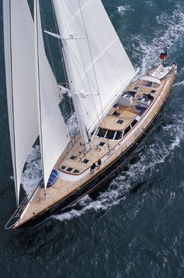 Alloy Yachts <strong>Happy Four</strong> (Sailing Yacht)
