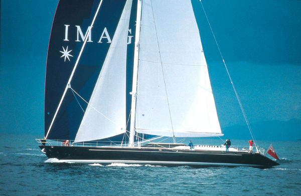 Alloy Yachts <strong>Imagine</strong> (Sailing Yacht)