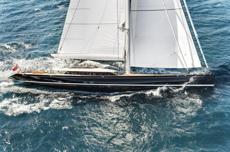 Alloy Yachts <strong>Kokomo</strong> (Sailing Yacht)