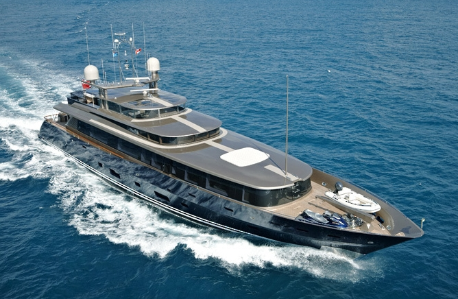 Alloy Yachts <strong>Loretta Anne</strong> (Motor Yacht)