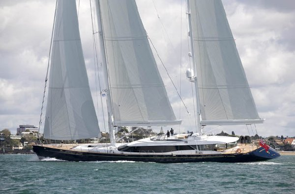 Alloy Yachts <strong>Mondango</strong> (Sailing Yacht)