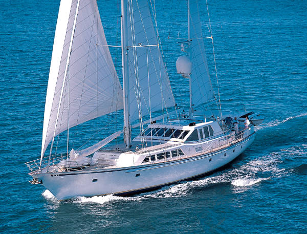 Alloy Yachts <strong>Pacific Eagle - ex Dove II</strong> (Sailing Yacht)