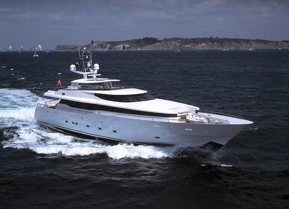 Alloy Yachts <strong>SQN of London</strong> (Motor Yacht)
