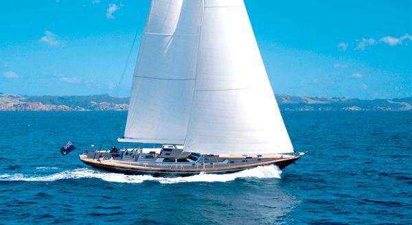 Alloy Yachts <strong>Savannah</strong> (Sailing Yacht)