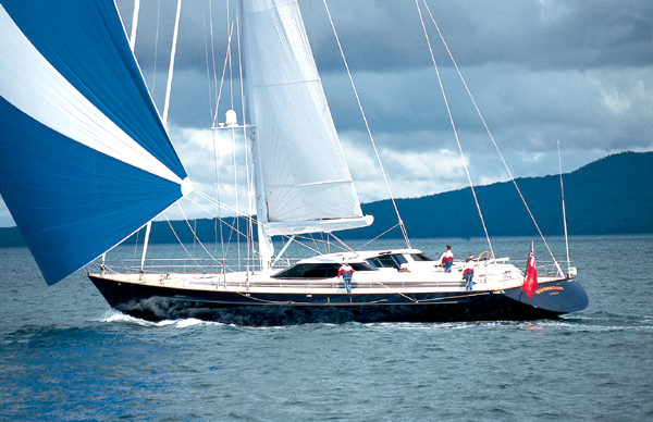 Alloy Yachts <strong>Sovereign</strong> (Sailing Yacht)
