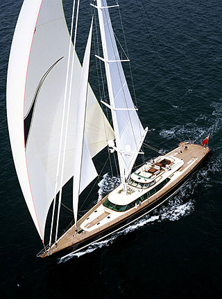 Alloy Yachts <strong>Tiara</strong> (Voilier)
