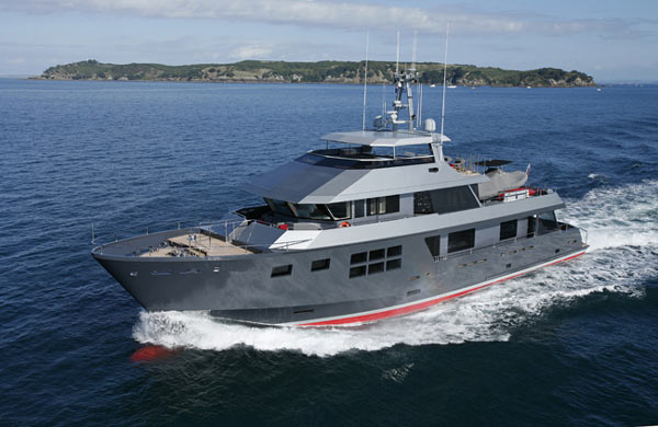 Alloy Yachts <strong>VvS1</strong> (Motor Yacht)