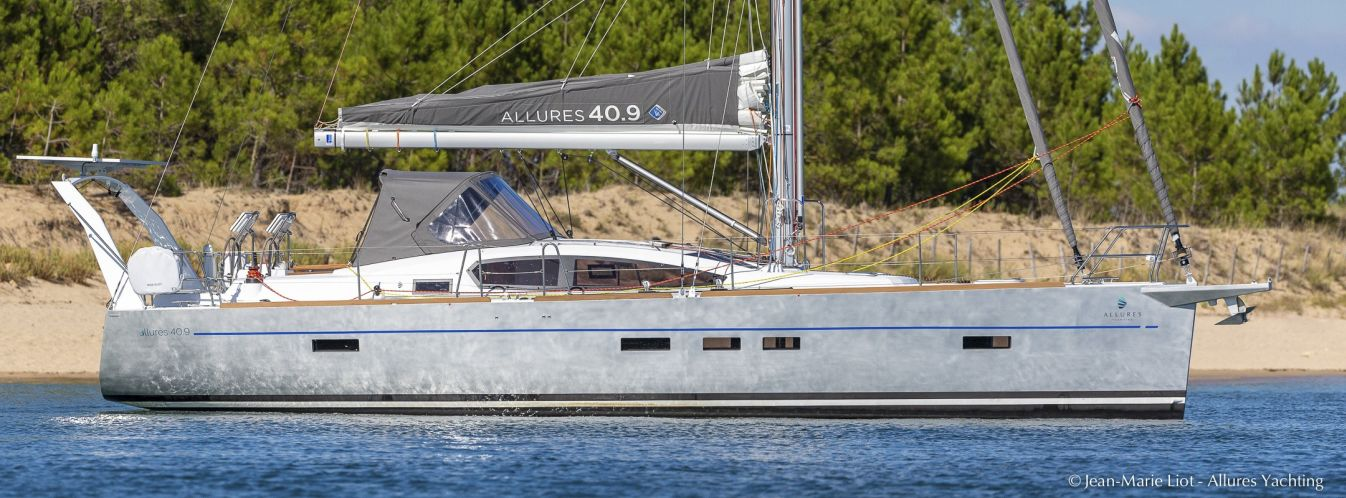 Allures Yachting 40.9 (Sailing Yacht)