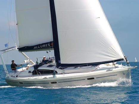 Allures Yachting 40 (Sailing Yacht)