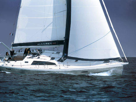 Allures Yachting 44 (Voilier)