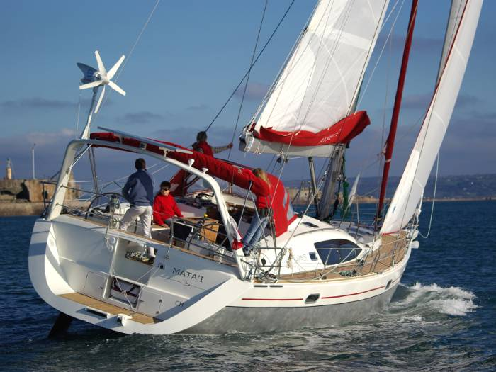 Allures Yachting 51 (Sailing Yacht)