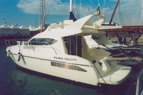 Alpa Yachts 36 (Fly)