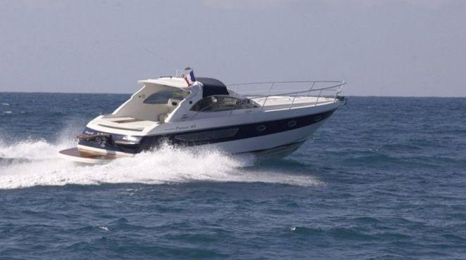 Alpa Yachts Patriot 45 (Power Boat)