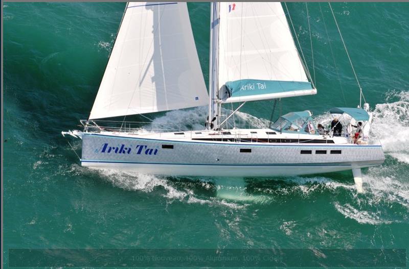 Alubat Cigale 16 (Sailing Yacht)