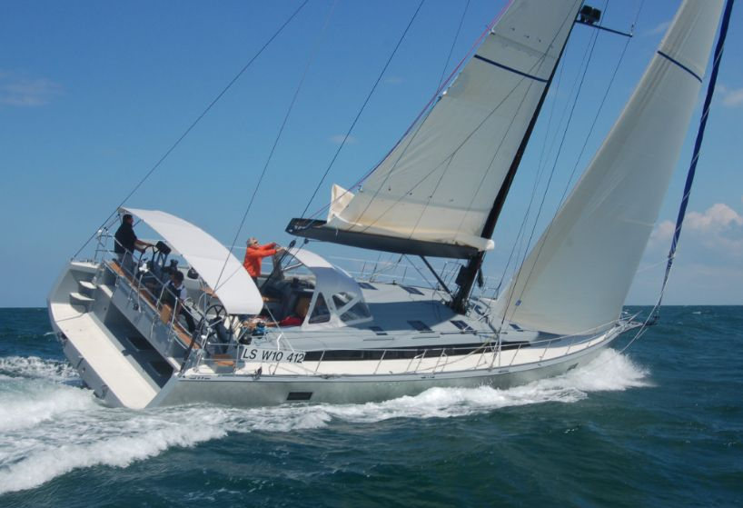 Alubat Cigale 18 (Sailing Yacht)