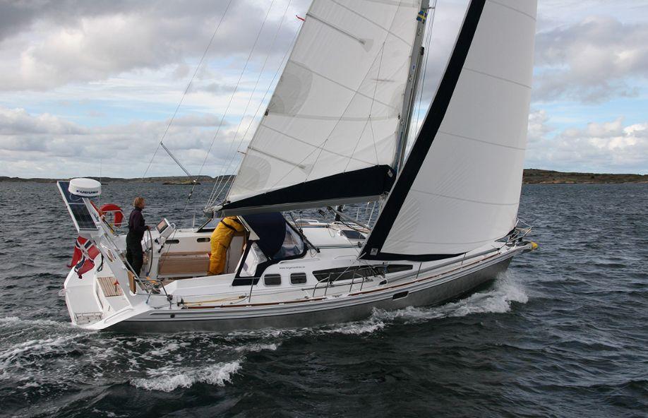 Alubat Ovni 365 (Sailing Yacht)