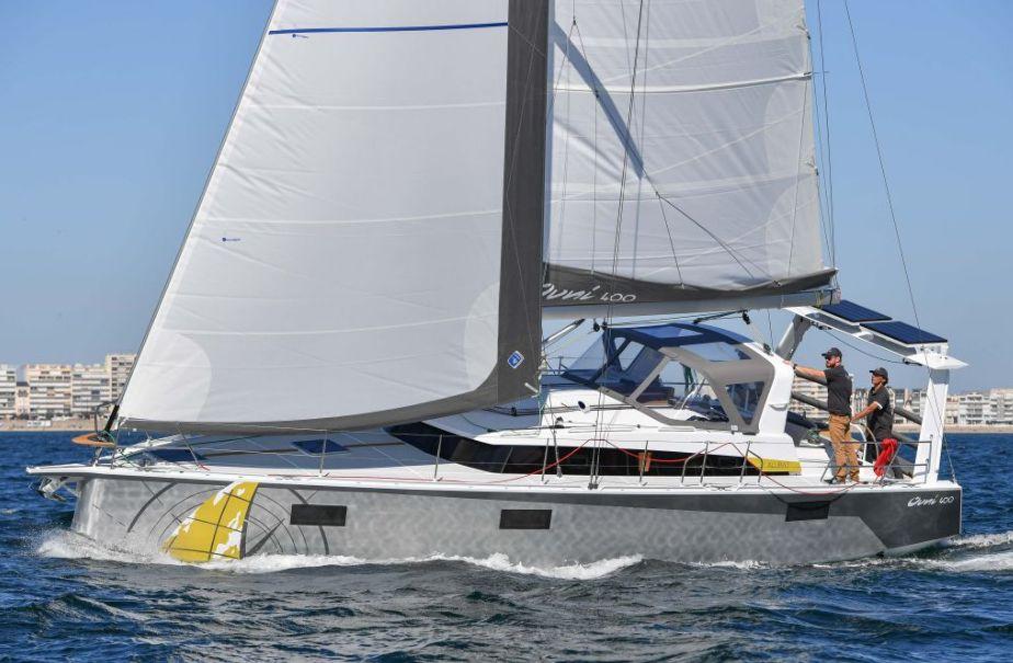 Alubat Ovni 400 (Sailing Yacht)