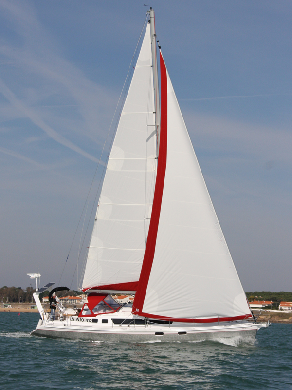 Alubat Ovni 445 (Sailing Yacht)