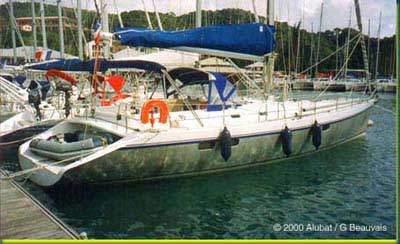 Alubat Lévrier des Mers 14 / Cigale 14  (Sailing Yacht)