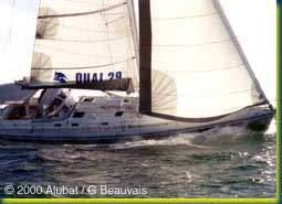 Alubat Lévrier des Mers 16 / Cigale 16 (Sailing Yacht)