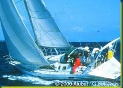 Alubat Ovni 36 (Sailing Yacht)