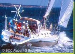 Alubat Ovni 385 (Sailing Yacht)
