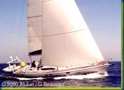 Alubat Ovni 455 CC (Sailing Yacht)