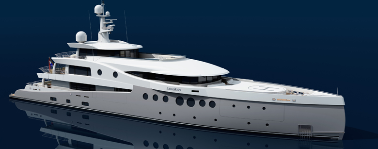Amels Yachts 199 Limited Edition (Motor Yacht)