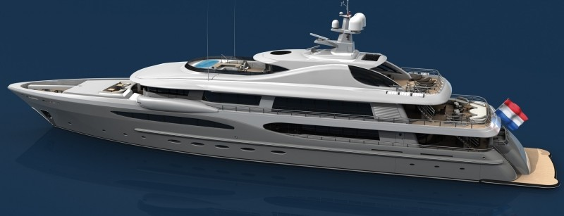 Amels Yachts 212 Limited Edition (Motor Yacht)